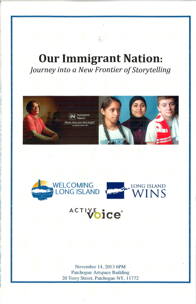 Our Immigrant Nation